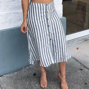 Nordstrom's | Midi Skirt